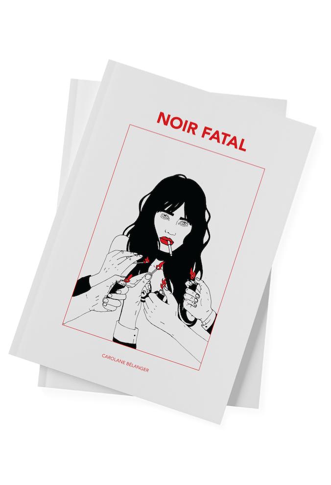 Image of Livre Noir Fatal no.2 - Édition limitée -