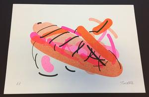 Image of THOTCON hotdogs