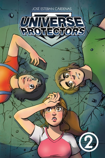Image of Universe Protectors #2