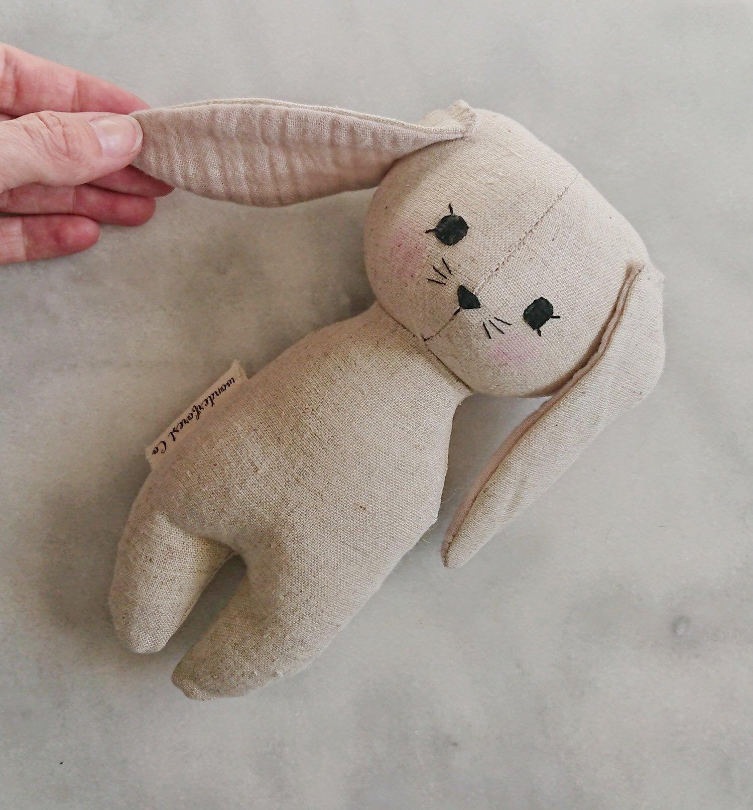 Image of Bunny rattle