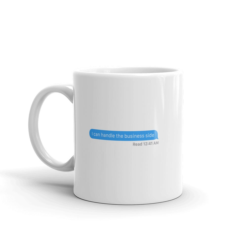 Image of nda mug
