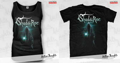 "Image of ""Shadowrise"" Shirt ORDER NOW!"