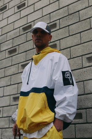 Image of COMIN TRU - WINDBREAKER