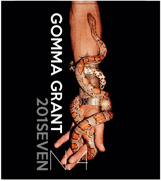Image of Gomma Grant 2017 Catalogue