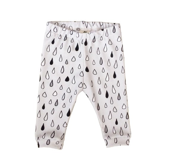 Image of Raindrop Organic Leggings