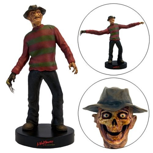 Image of Nightmare On Elm Street Freddy Krueger Premium Motion Statue
