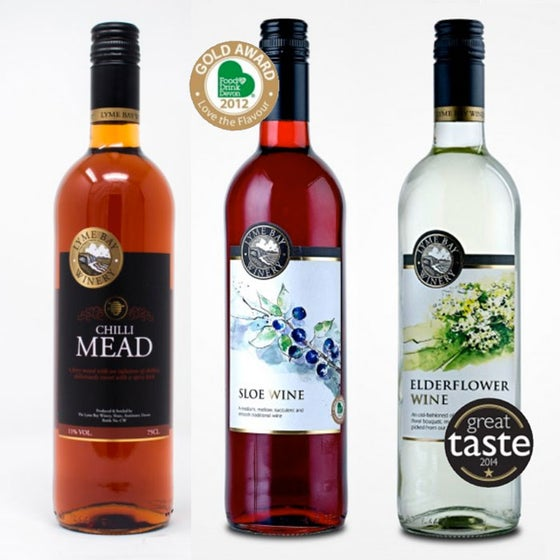 Image of Lyme Bay Wines and Meads