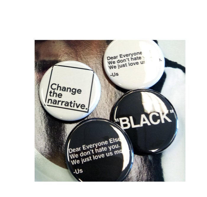 Image of Perspective Button 4 - Pack