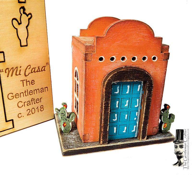 Image of Tiny Tag Houses- Mi Casa