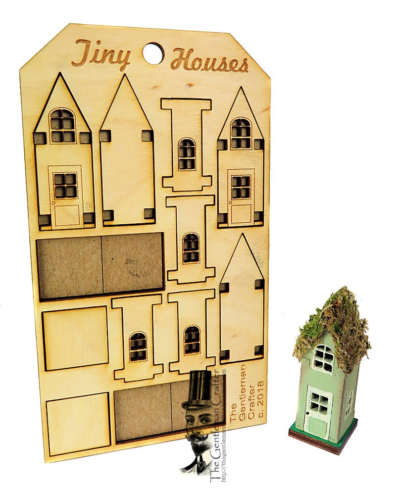 Image of Tiny Tag Houses- Tiny Houses