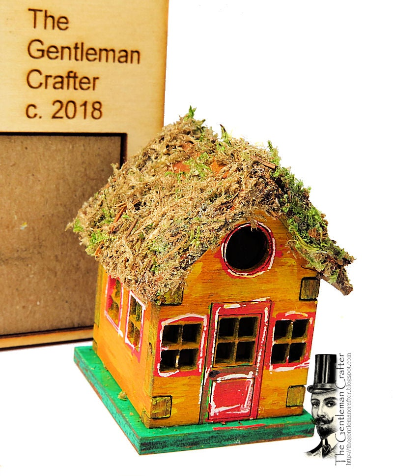 Image of Tiny Tag Houses- Fairy Cottage