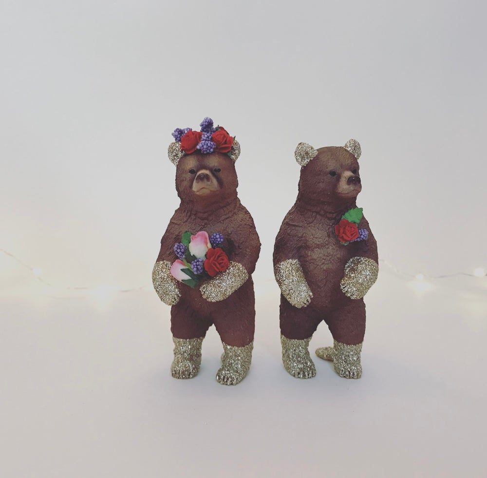 Image of MR & MRS BROWN BEAR
