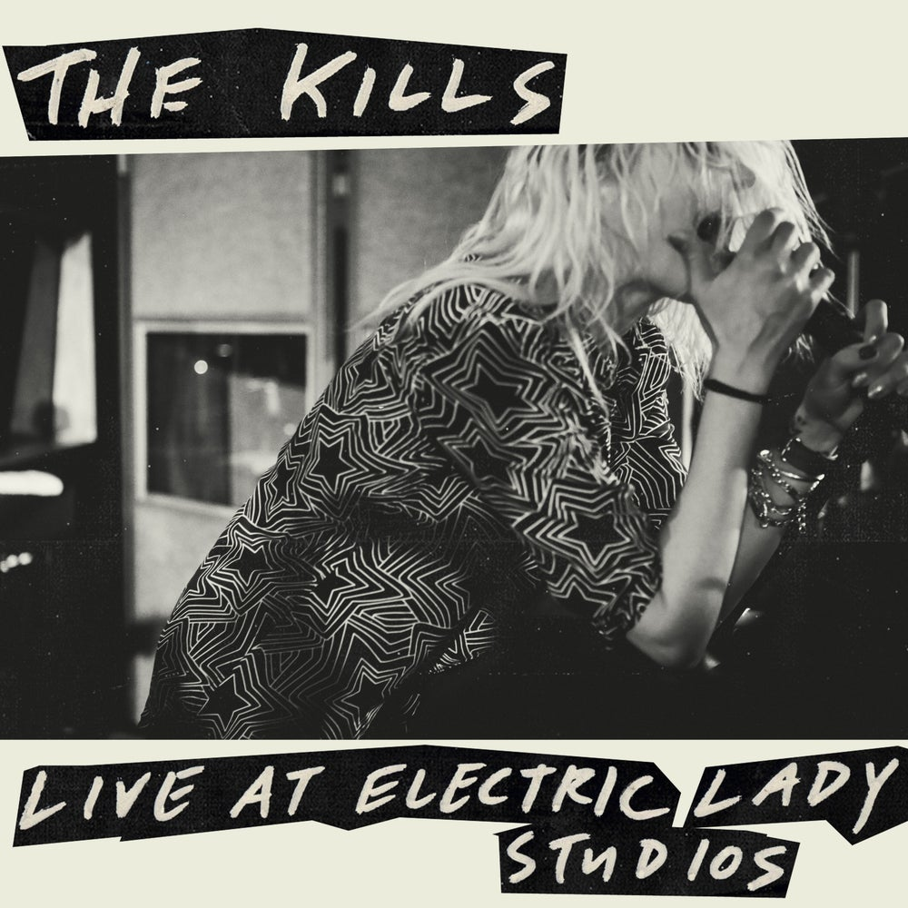 Image of The Kills Live at Electric Lady Studios
