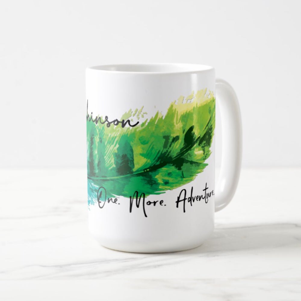 Image of One More Adventure Coffee Mug
