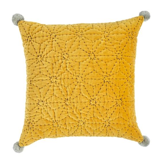 Image of T ä h t i cushion, mustard