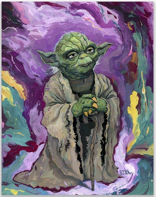 Image of Yoda Artist Proof