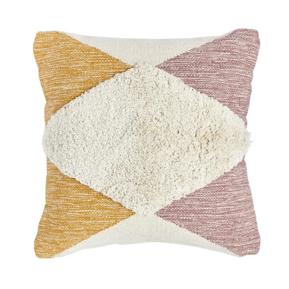 Image of A a m u cushion, vanilla