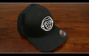 Image of Monkey Baseball Cap (Puff Embroidered)