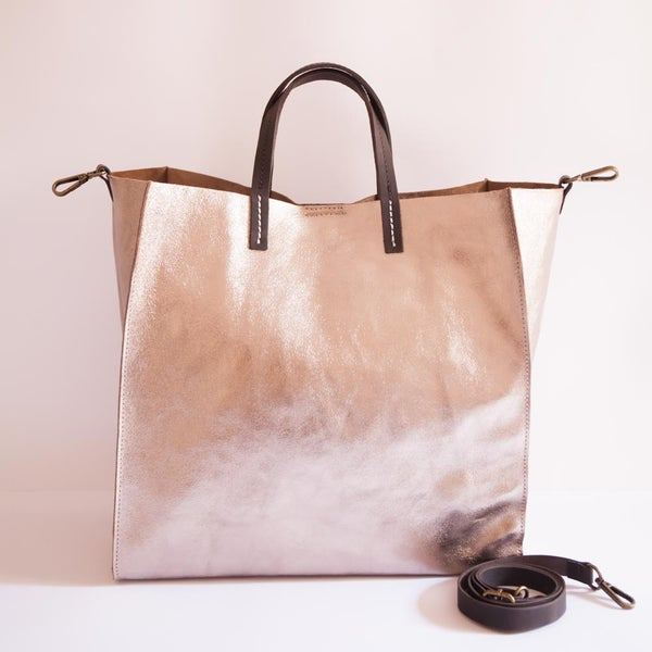 Image of Flor Bag | Bronzo