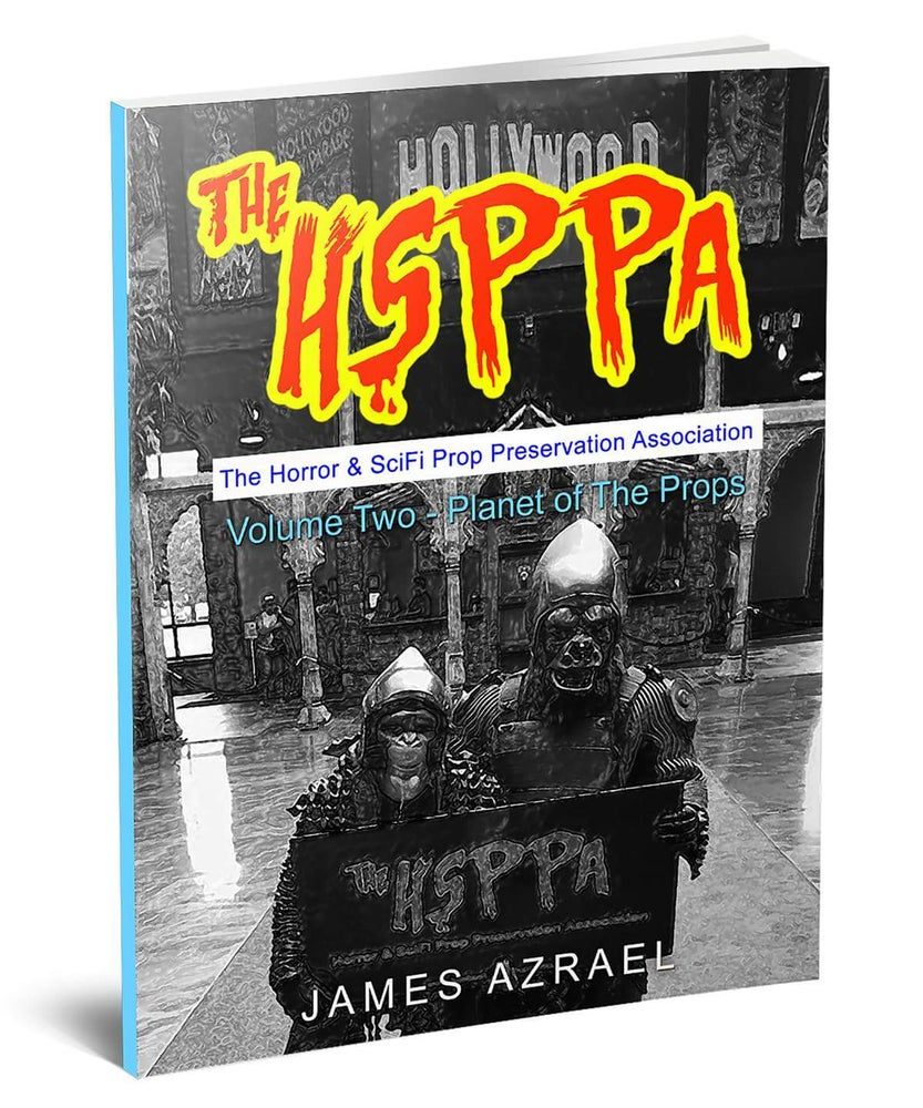 Image of BOOK: The HSPPA: Volume Two - Planet of the Props
