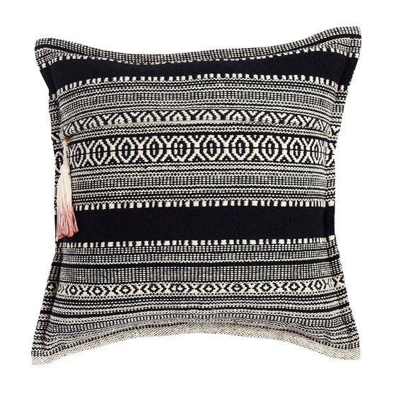 Image of K o i v u cushion, black