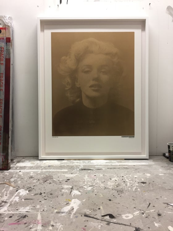 Image of Untitled Monroe Metallic