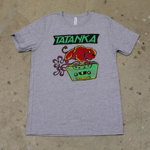 Image of Grey Reggae Raver's Tee (Men's)