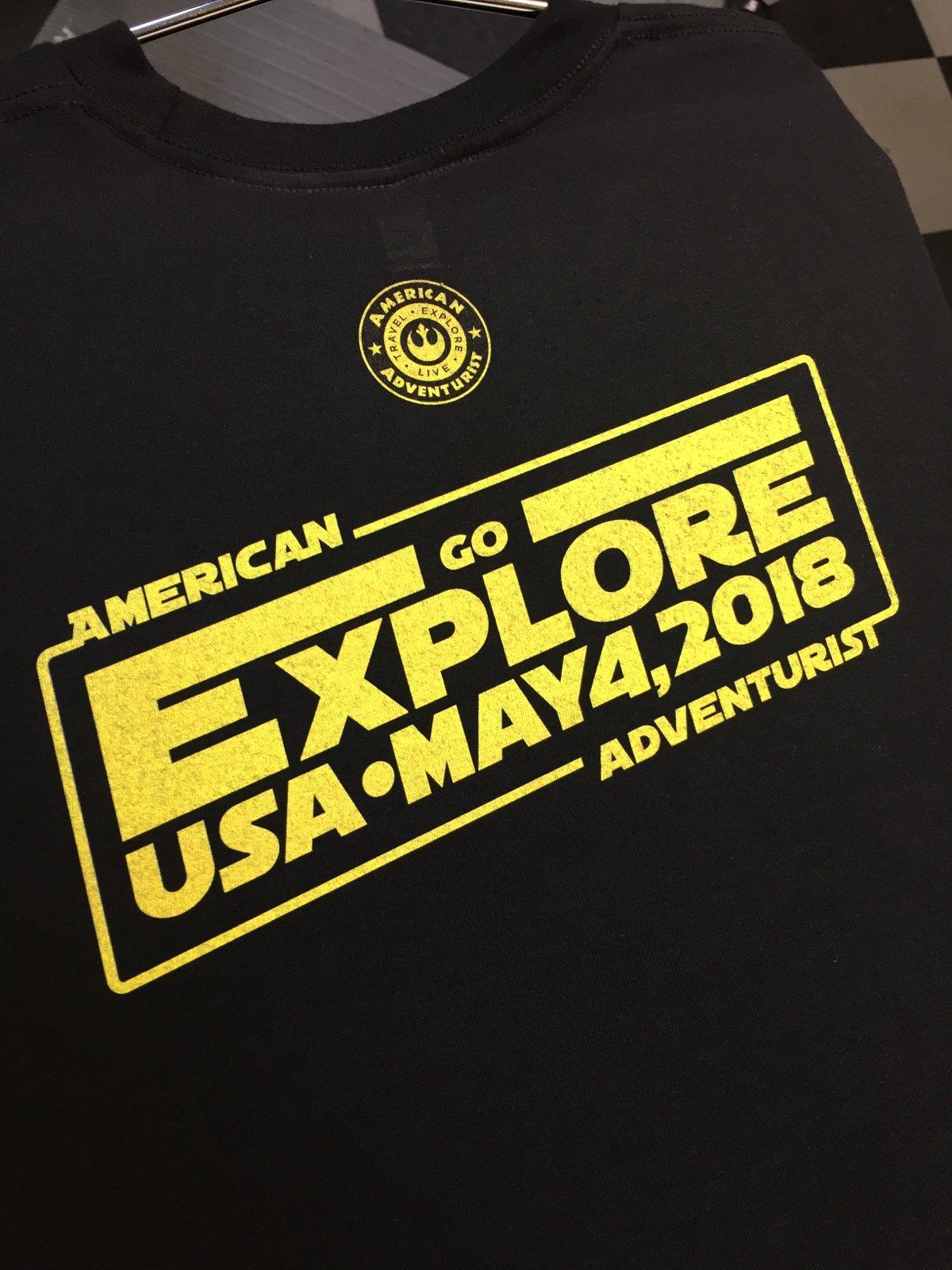 Image of Maythefourth Go Explore Tee