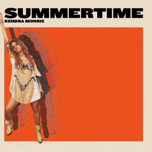 """Image of Kendra Morris """"Summertime"""" & """"Nothing"""" Special Limited 7"""" colored vinyl"""