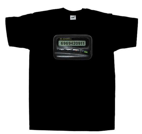 Image of Pager Tee
