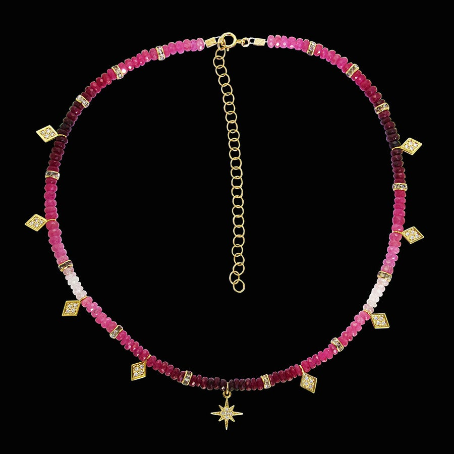 Image of Ruby Stella Choker