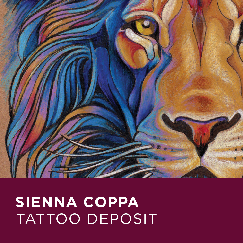 Image of Tattoo Deposit for Sienna Coppa
