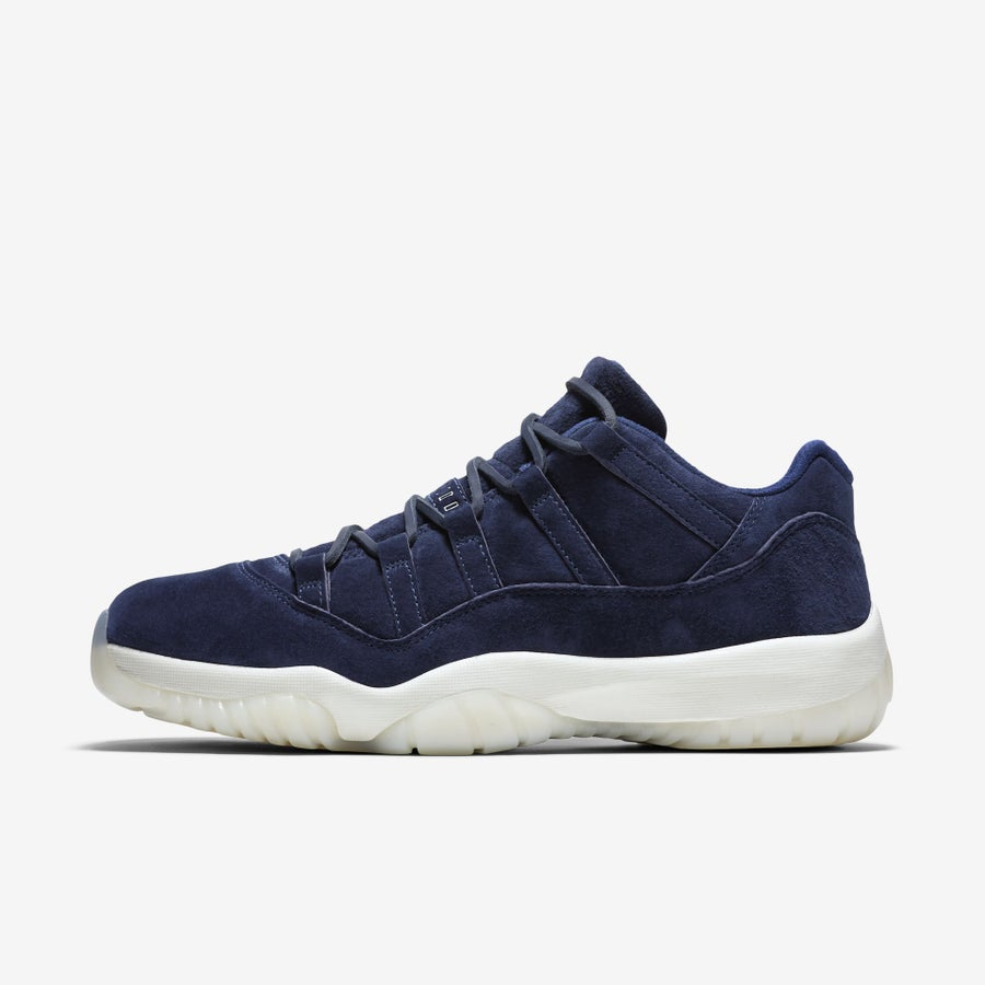 "Image of Preorder Air Jordan 11 Low ""RE2PECT"""