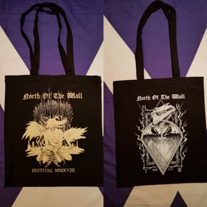 Image of NOTW18 TOTE Bags *LIMITED AVAILABILITY*