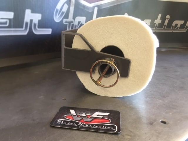 Image of Mini Truck Paper Towel Holder