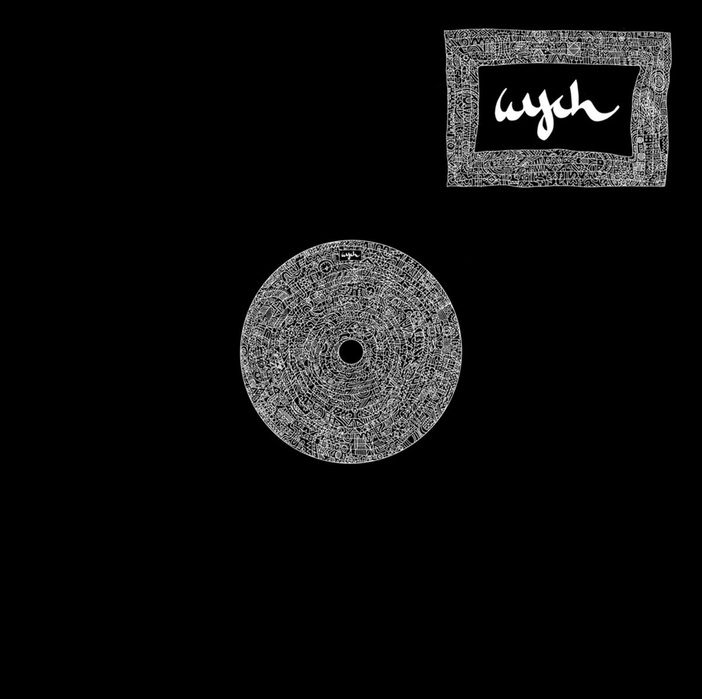 Image of WYCH001: K-LONE & ILL CHILL - 'Rare Jewels EP'