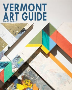 Image of CURRENT ISSUE: Vermont Art Guide #7