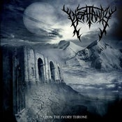 Image of INSATANITY-UPON THE IVORY THRONE MCD