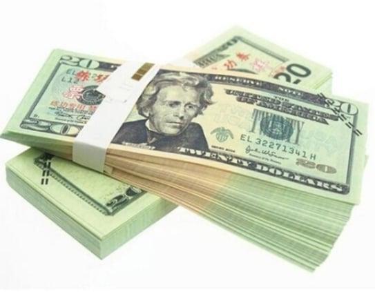 Image of $20 Quantity: 100