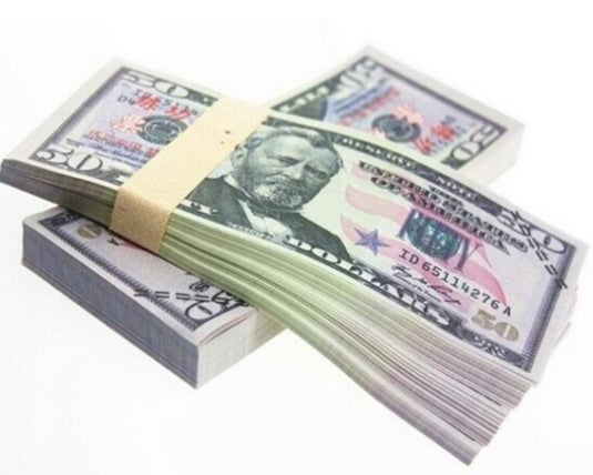 Image of $50 Quantity: 100