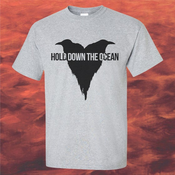 Image of Hold Down The Ocean - The Symmetry Of Odd Numbers Shirt