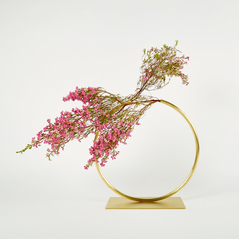 Image of Vase 570 - Almost a Circle Vase