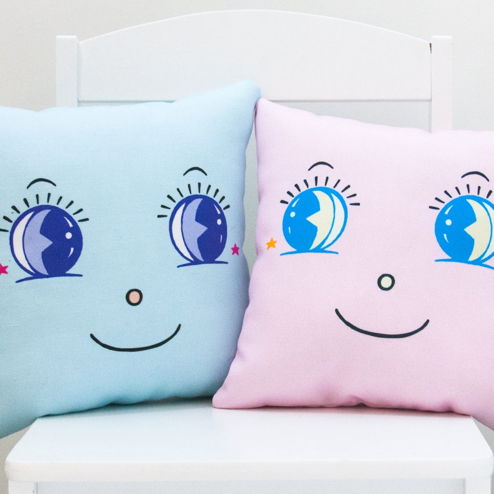 "Image of ""Squish Me"" Pillow"
