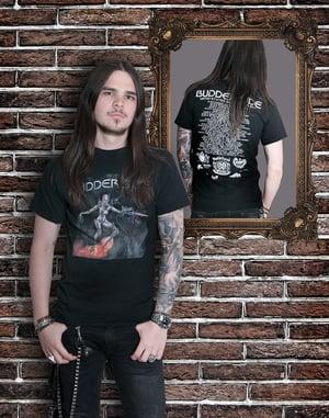 Image of Agent Budderside US Tour T Shirt