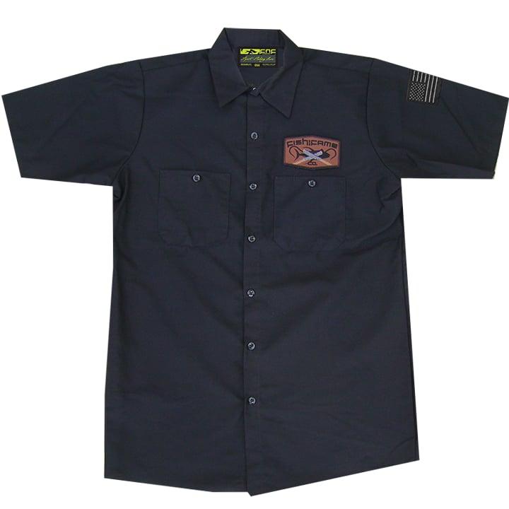 Image of Classic Crew Shirt (black)
