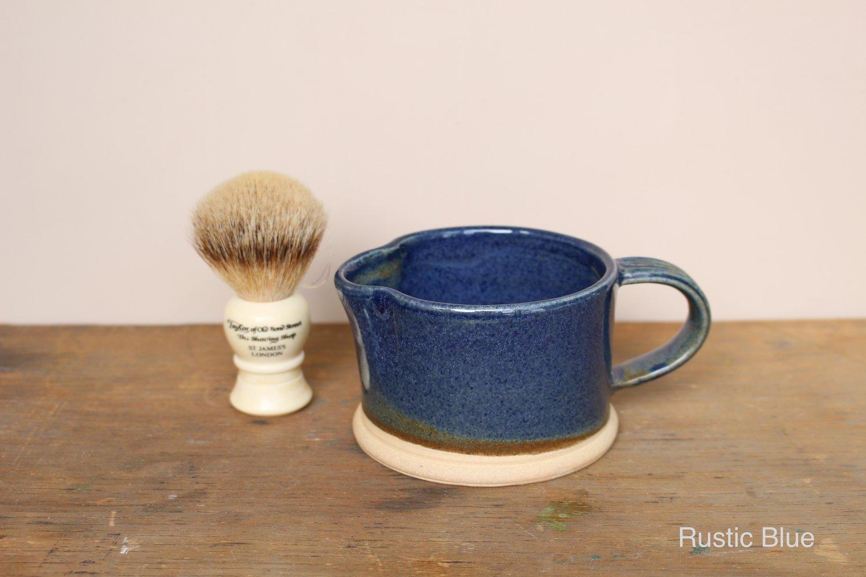 Image of Wet Shaving Brush Soaker / Mug