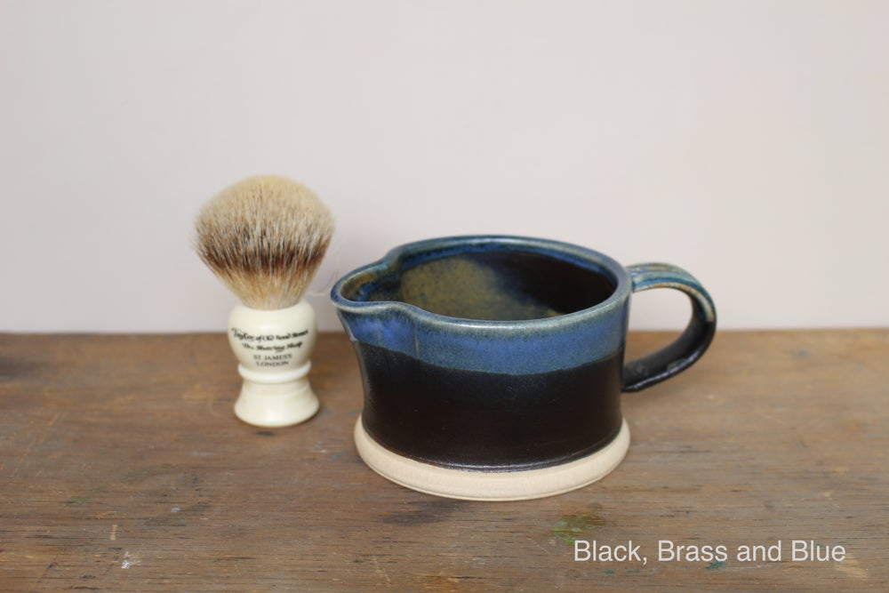 Image of PRE-ORDER Wet Shaving Brush Soaker / Mug