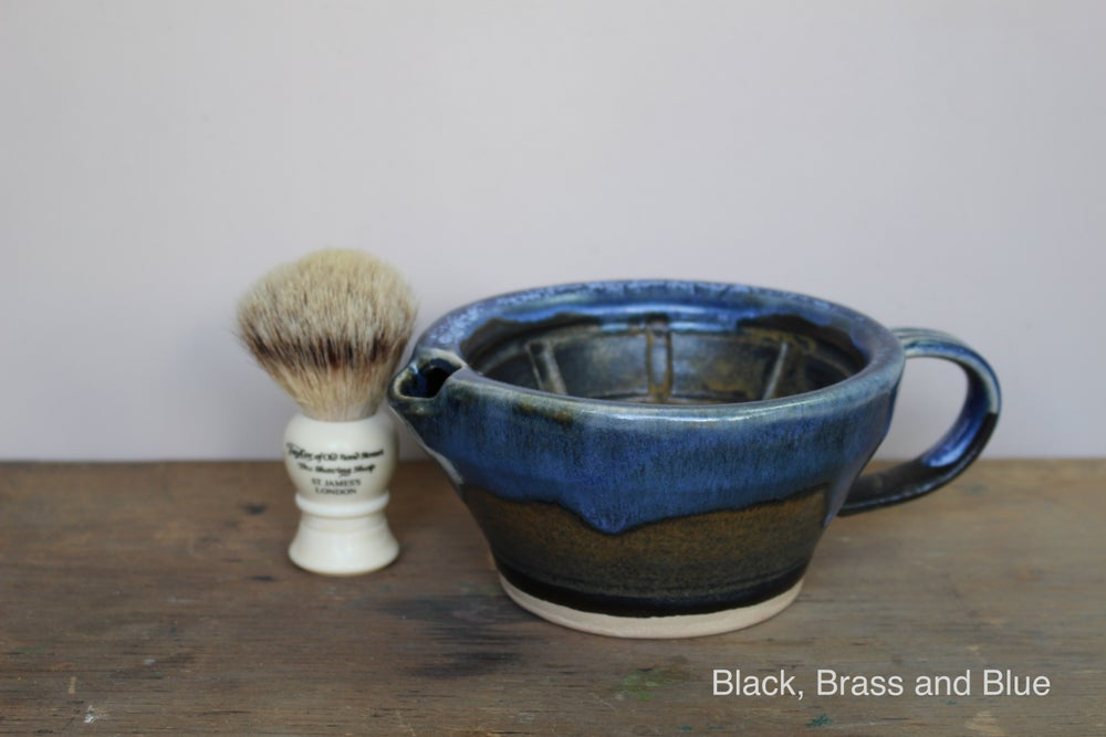 Image of PRE-ORDER Wet Shaving Scuttle