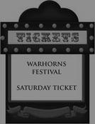 Image of Warhorns Saturday Ticket