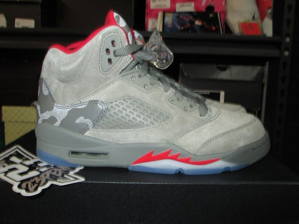 "Air Jordan V (5) Retro ""Dark Stucco"" GS - areaGS - KIDS SIZE ONLY"